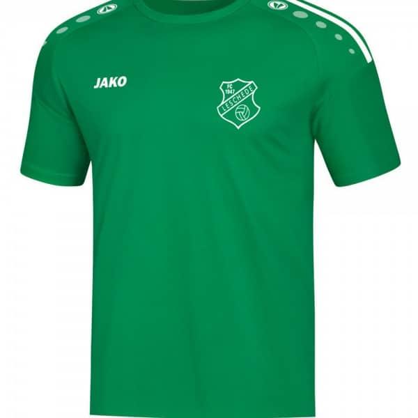 FC Leschede T-Shirt grün